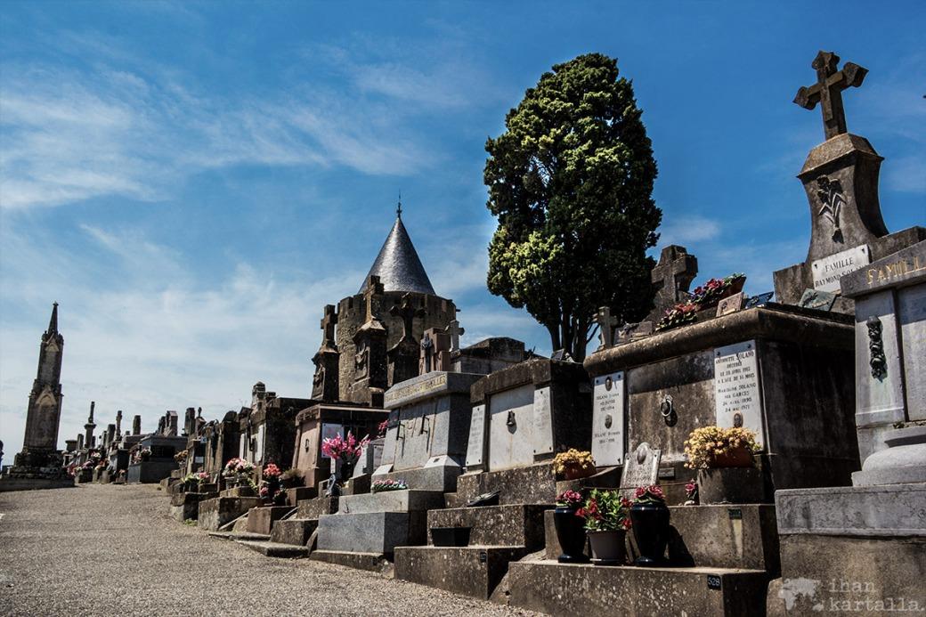 carcassonne-hautuumaa