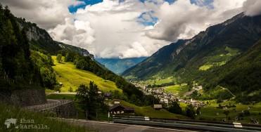 Klausenpass, Sveitsi