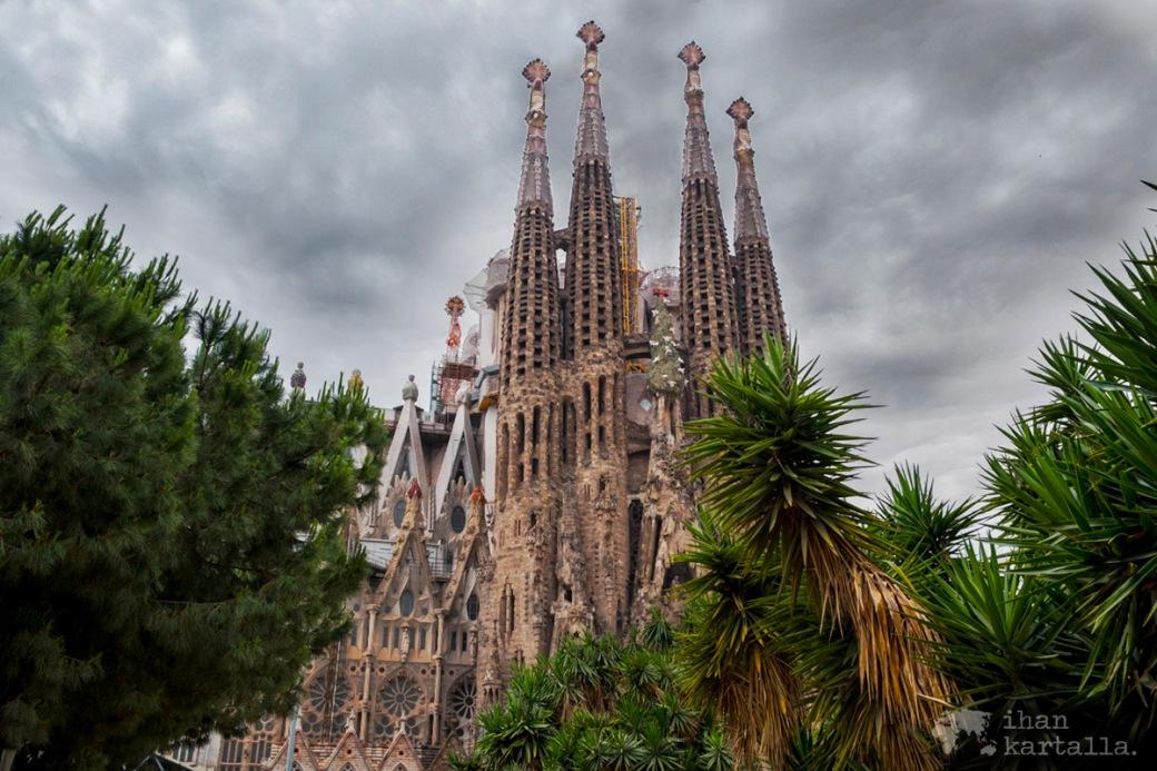 1-6 barcelona la sagrada familia