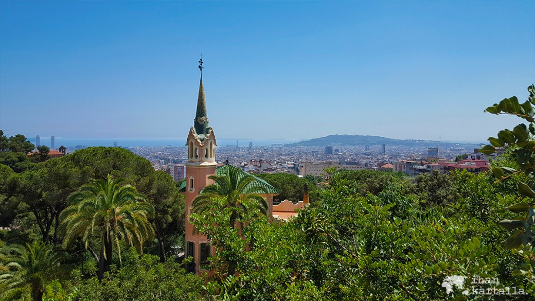 1-6 barcelona park guel ulkoilu3