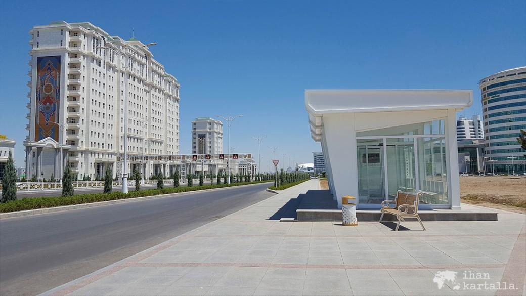 1-7 turkmenistan asgabat bussipysakki
