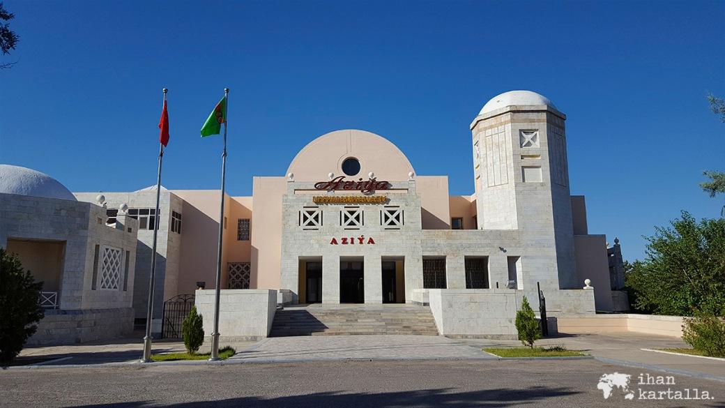 1-7 turkmenistan asgabat hotel asia