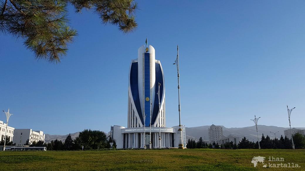 1-7 turkmenistan asgabat ministerio