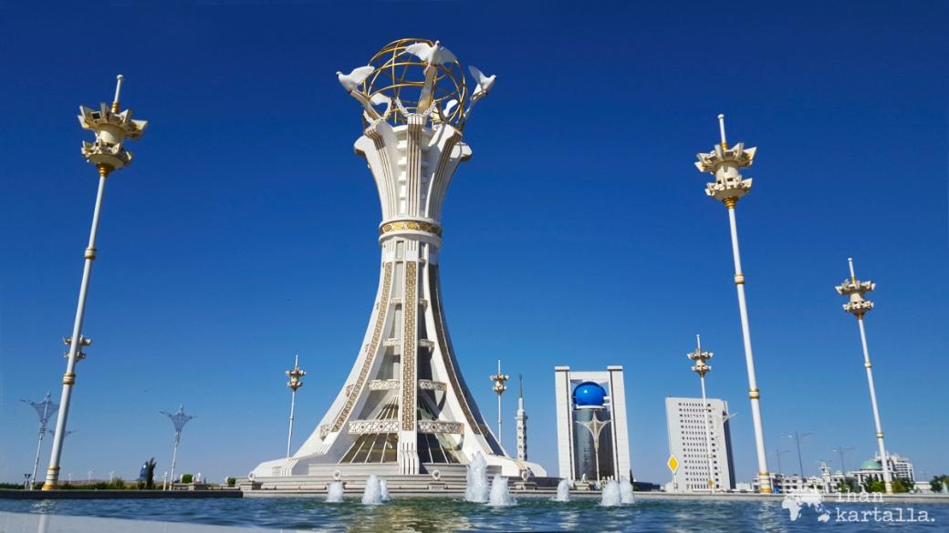 1-7 turkmenistan asgabat suihkulähde