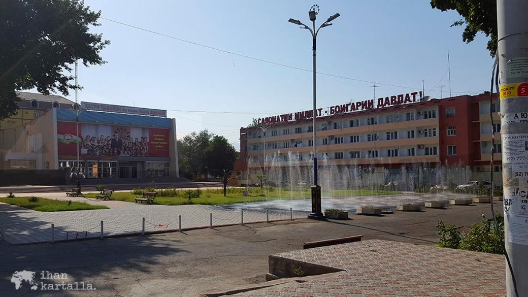 10-9 tadzikistan khujand Маркази чавонон