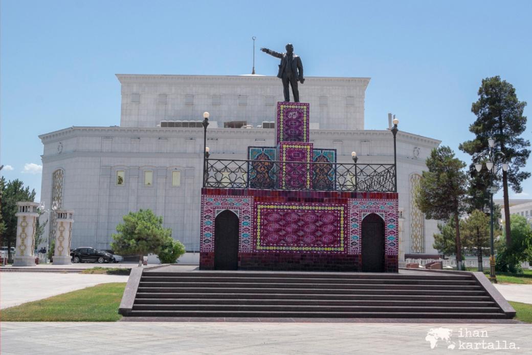 2-7 turkmenistan asgabat lenin