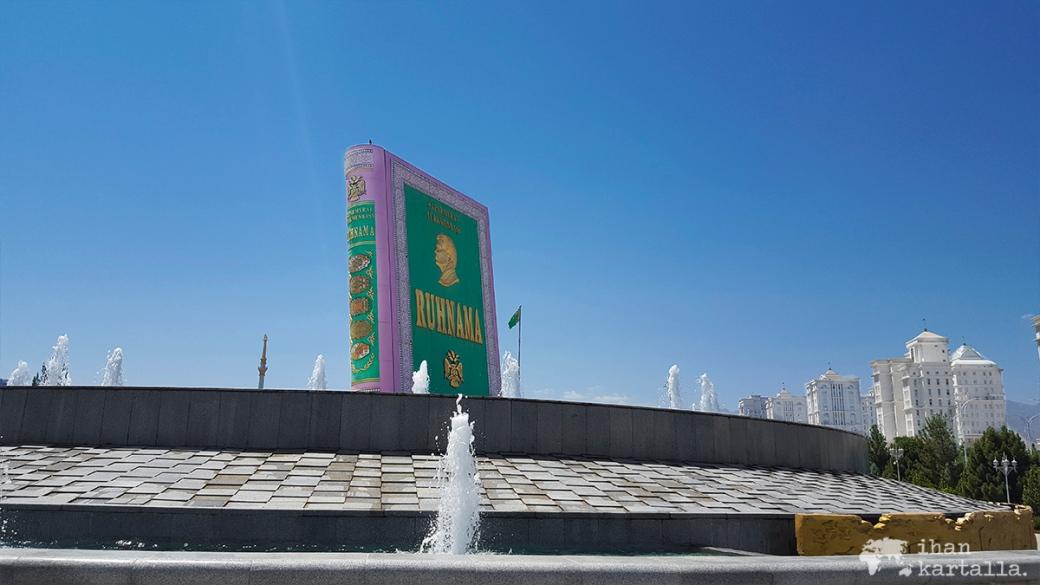 2-7 turkmenistan asgabat ruhnama