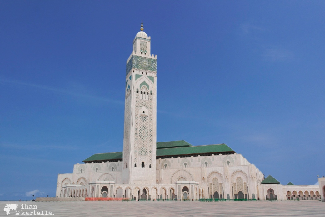 28-5 casablanca hassan II moskeija