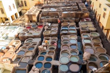 Chaouwara, Fes, Marokko
