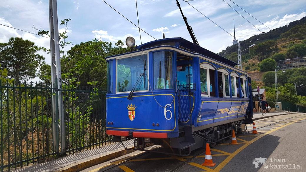 3-6 barcelona tramvia blau