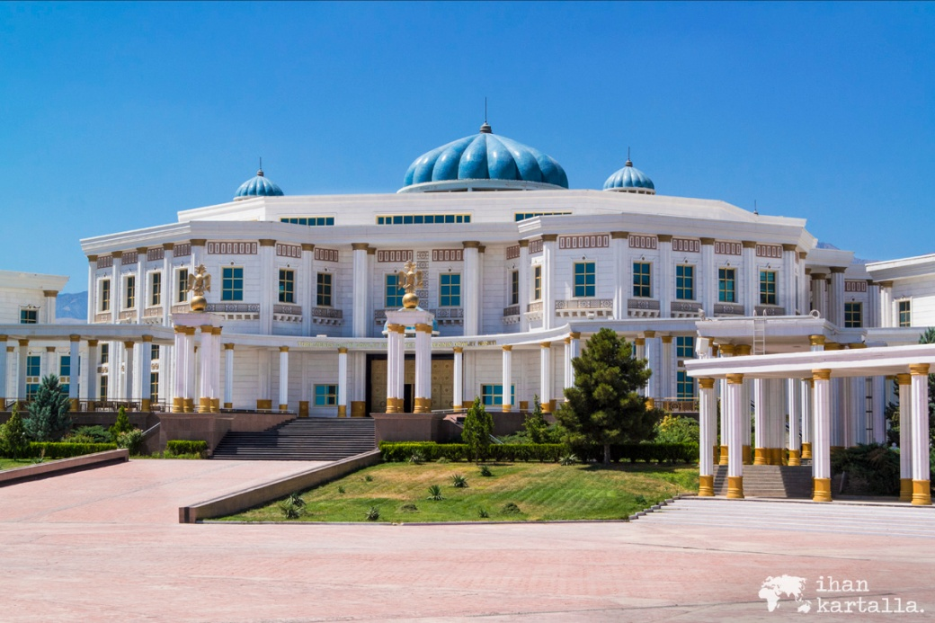 3-7 turkmenistan ashgabat national museum