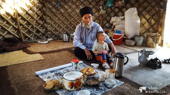 Erbent, Turkmenistan