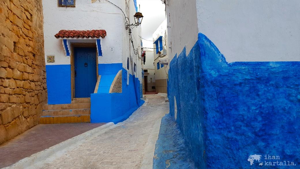 31-5 rabat medina sininen katu