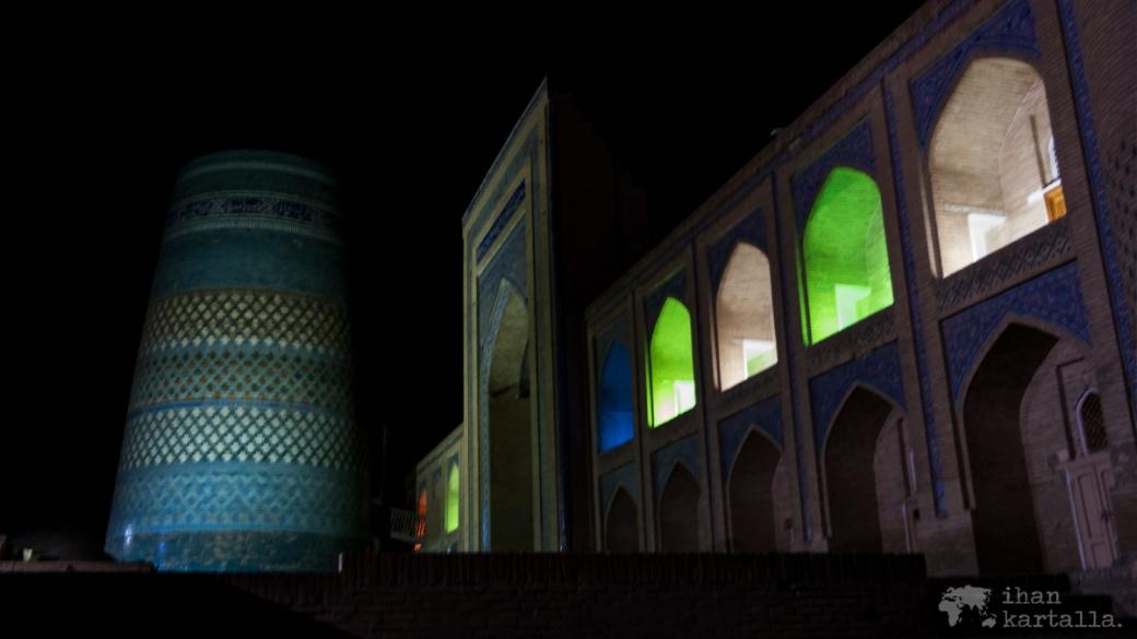 4-7 uzbekistan khiva kalta minor minaret