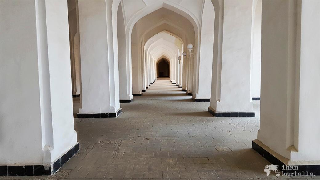 6-7 uzbekistan bukhara Kalyan Mosque kaytava