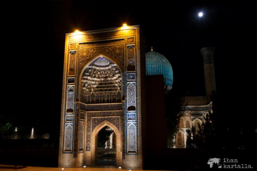 7-7 uzbekistan samarkand gur-e-amir