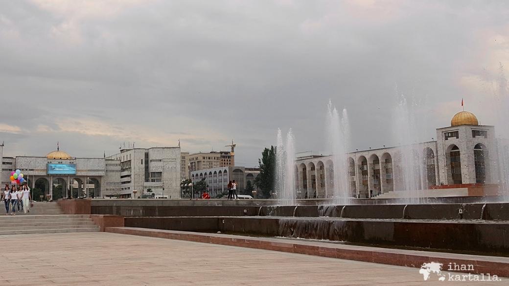 14-7 kirgisia bishkek ala too square