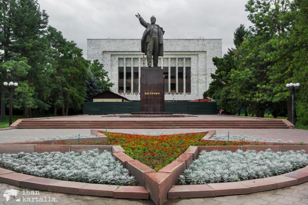 14-7 kirgisia bishkek lenin