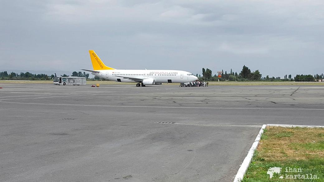 14-7 kirgisia osh bishkek flight